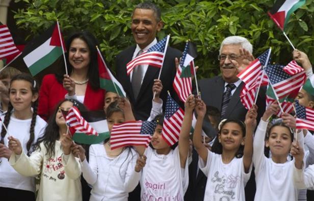 Photo de Obama verse 221 millions de dollars à la Palestine avant son départ…Explication