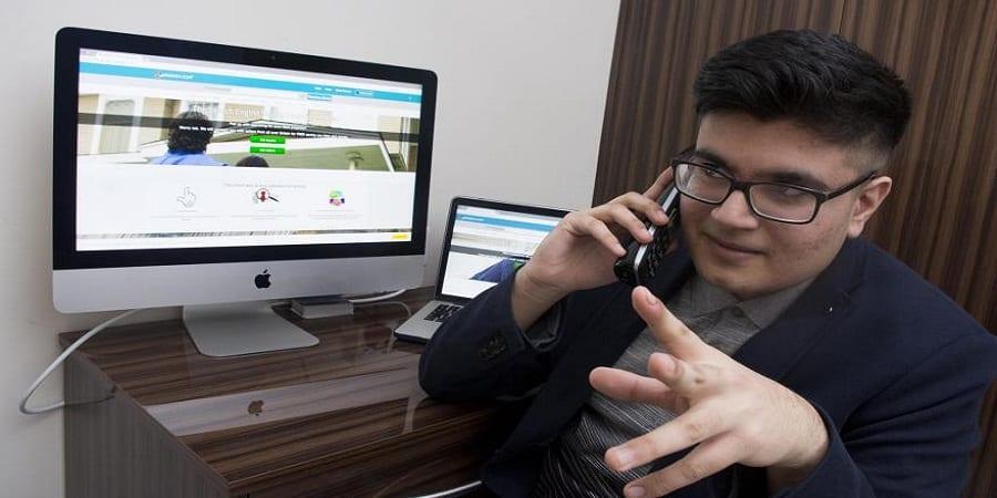 Photo de Entrepreneuriat: À 16 ans, il refuse une offre de 6 millions d'euros pour le rachat de son site web
