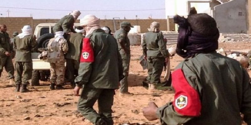 Photo de Mali: Explosion d'une mine dans le Nord-Mali, plusieurs soldats tués