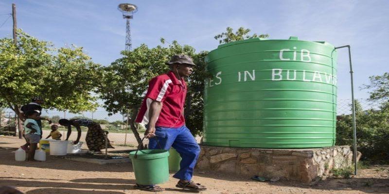 Photo de Zimbabwé : Le commerce de l'eau une véritable mine d'or