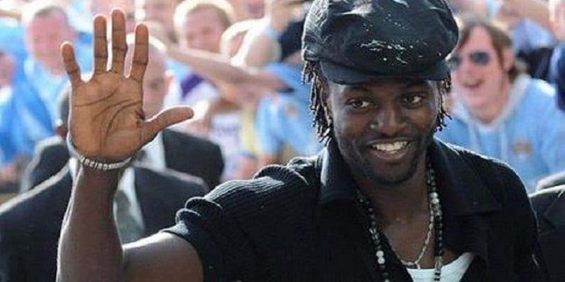 Photo de Togo: Adebayor et sa compagne Charity séparés?