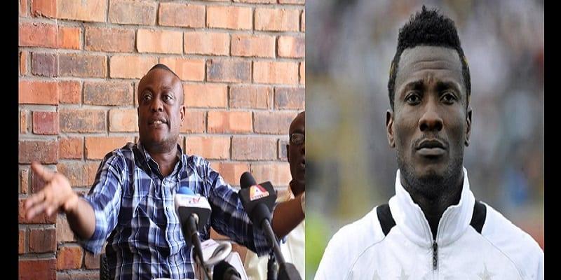 """Photo de """"Asamoah Gyan est une malédiction pour les Black Stars"""", affirme un avocat ghanéen"""