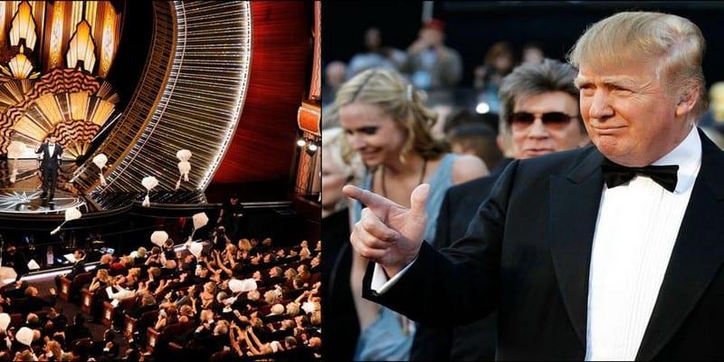 Photo de Oscars 2017: victime de déclarations hostiles pendant la cérémonie, voici la réponse de Donald Trump