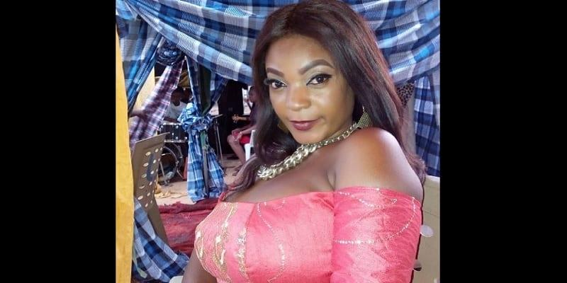 """Photo de """"Mon amant vit pour mes seins"""", dixit cette actrice de Nollywood"""
