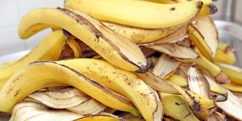 Photo de Santé: découvrez quelques bienfaits des peaux de banane
