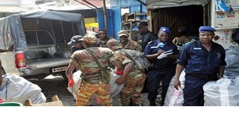 Photo de Bénin : plus de 70 tonnes de médicaments saisis, 109 personnes aux arrêts!