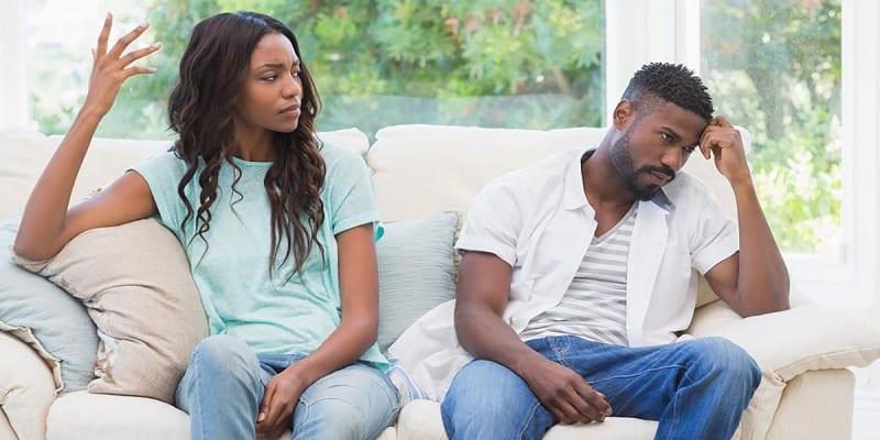 Photo de Relations: Top 6 des objets dans la maison causes de dispute