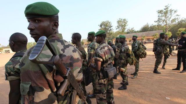 """Photo de Côte d'Ivoire/Opération """"reprise en main de Bouaké"""": Des militaires arrêtés"""