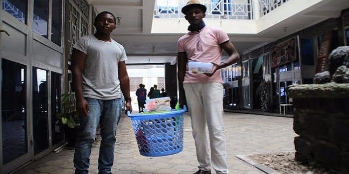 """Photo de RDC: Lassés du chômage, des jeunes créent un """"restaurant mobile"""""""