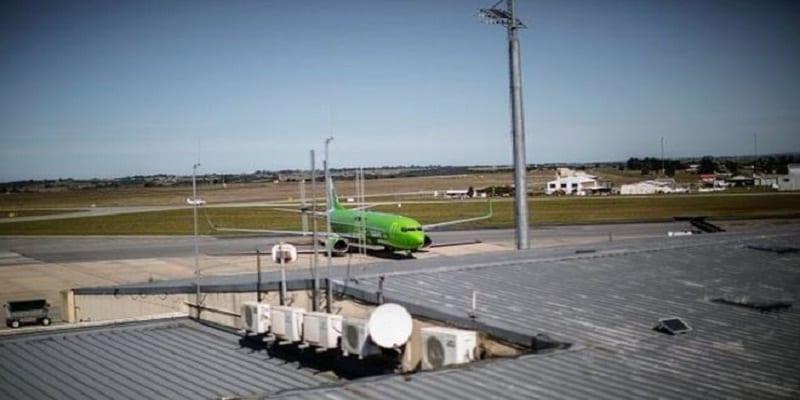 Photo de Afrique du Sud: un avion braqué, des millions de rand emportés