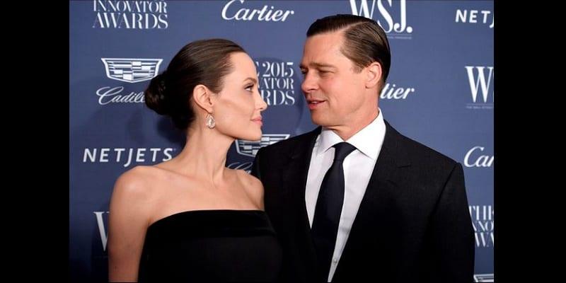Photo de USA: Angelina Jolie et Brad Pitt vers la réconciliation?