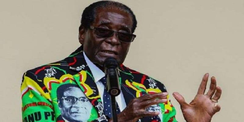 Photo de 10 faits que vous ne saviez peut-être pas sur Robert Mugabe