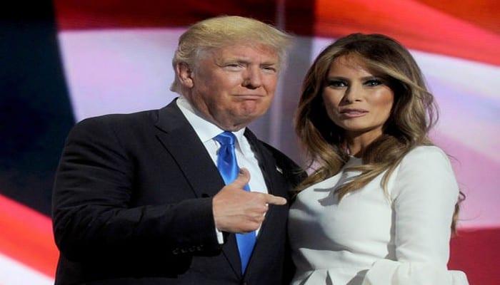 Photo de USA: Melania refuserait de dormir avec Donald Trump…Explication!
