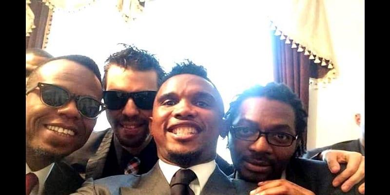 Photo de Cameroun: Le leader des X-Maleya met un terme à la rumeur sur leurs rapports tendus avec Samuel Eto'o …Explications
