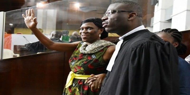 """Photo de Côte d'Ivoire-Présidentielle / Simone Gbagbo: """"c'étaient des élections qui étaient illégitimes"""""""