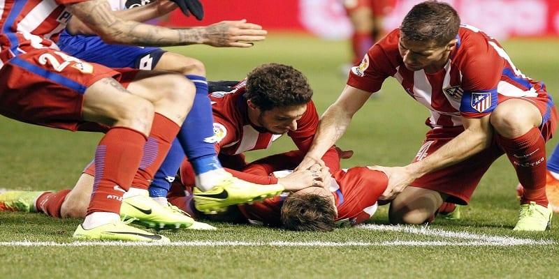 Photo de Liga: Fernanado Torres s'écroule et perd connaissance après un choc…Explications