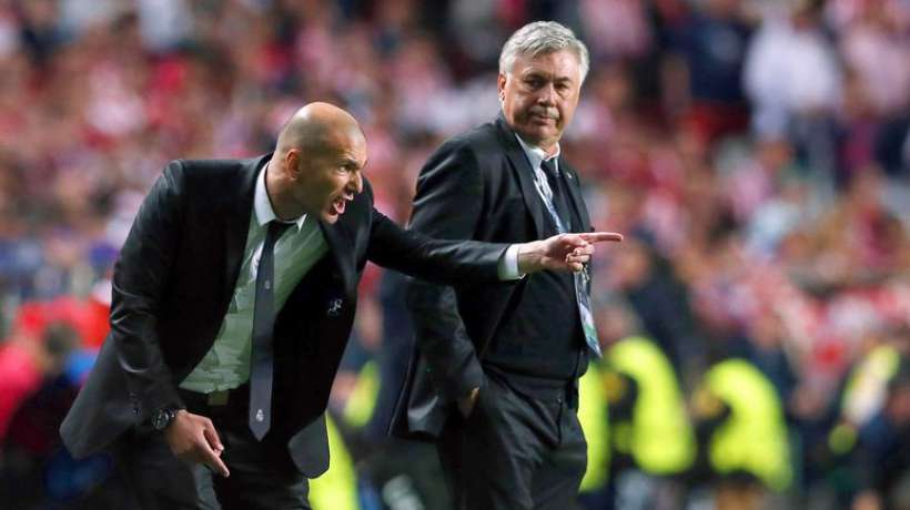 "Photo de Ligue des champions:  ""Bayern Munich-Real Madrid"", voici ce qu'en pense Zidane"
