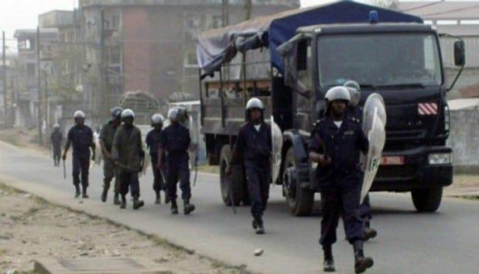 Photo de Les services de sécurité camerounais épinglés par un rapport du département d'État américain