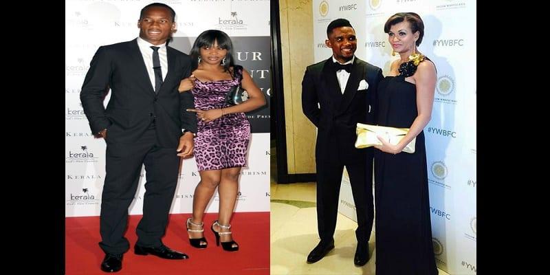Photo de Afrique: Top 5 des beaux couples des footballeurs africains à la récente CAN…Photos