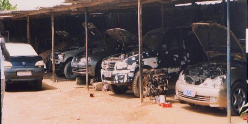 Photo de Côte d'Ivoire: découverte macabre d'un corps en état de putréfaction dans un garage automobile…Explication!