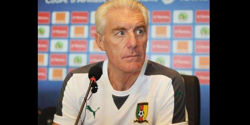 Photo de Cameroun: Hugo Broos viré de son poste d'entraineur des Lions Indomptables