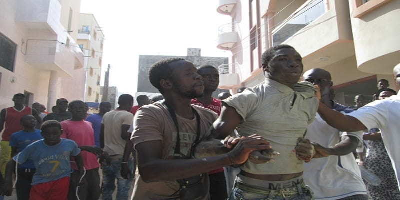 Photo de Mali: un voleur supplie qu'on le conduise au commissariat. Découvrez la raison