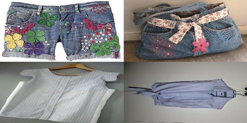 Photo de Ne jetez plus vos vêtements! Voici 7 techniques intéressantes pour réutiliser vos anciens vêtements