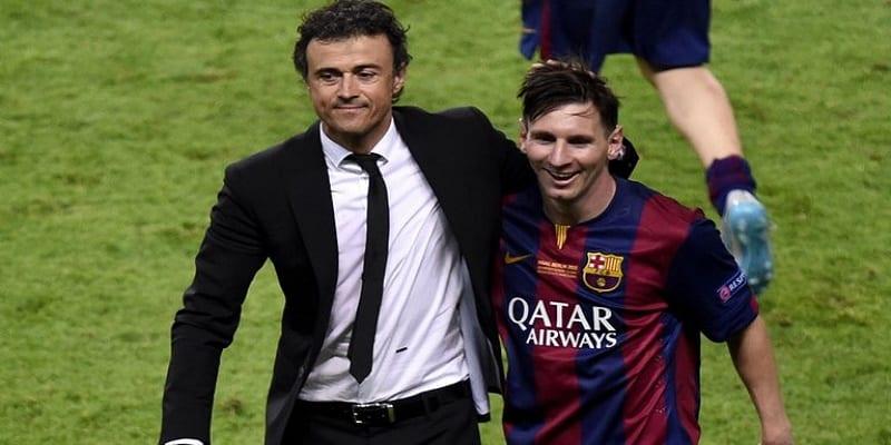 Photo de FC Barcelone: Ce que pense Luis Enrique du traitement de Lionel Messi dans le club