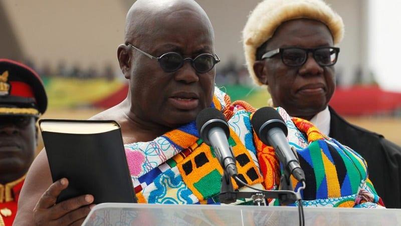Photo de Ghana: Incroyable! Nana Akufo Addo forme un gouvernement de 110 ministres en tout