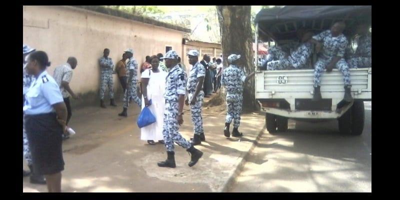Photo de Côte d'ivoire: une bavure policière cause la mort d'une femme, les populations se ruent vers le commissariat