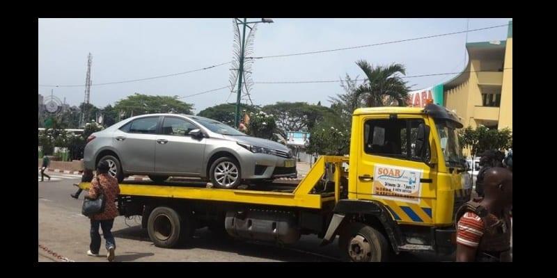 Photo de Côte d'ivoire: Bagarre au Plateau, la police identifie l'arme d'un braquage entre les mains d'un douanier…Explications