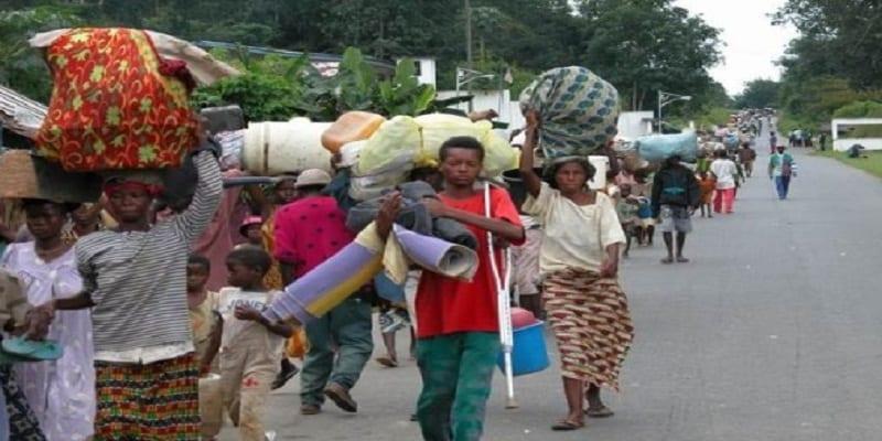 Photo de Nigeria: un rapport révèle que de milliers de villageois se réfugient à Chibok pour éviter Boko Haram