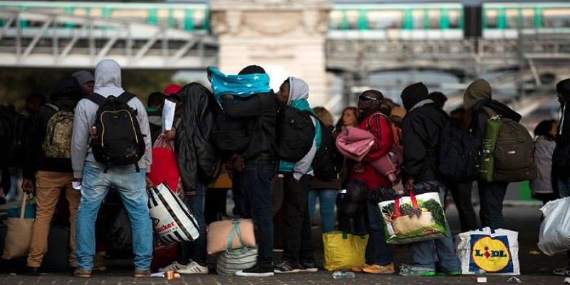 Photo de Les 130 Sénégalais expulsés des Etats-Unis sont à Dakar