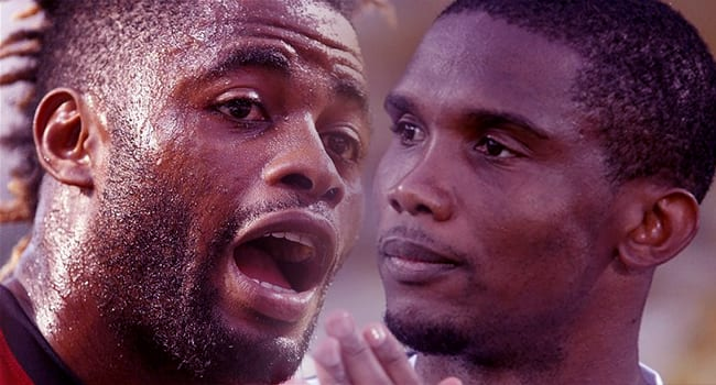 Photo de VIDEO: Une affaire de mœurs oppose Samuel Eto'o à Alexandre Song