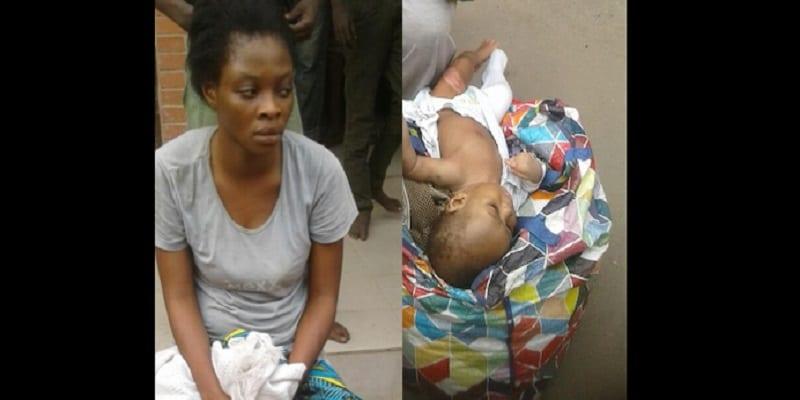 """Photo de """"La pauvreté m'a poussée à jeter mon bébé dans les toilettes"""": Confesse une mère"""