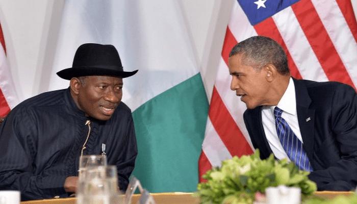 Photo de Nigeria: Goodluck Jonathan s'en prend à Obama, Hollande et David Cameron. Voilà la raison!