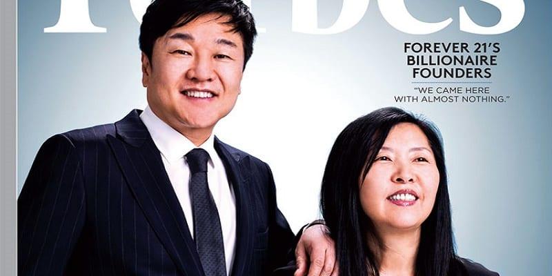 Photo de 4 leçons à tirer du succès du couple d'immigrés, fondateurs de la marque Forever 21