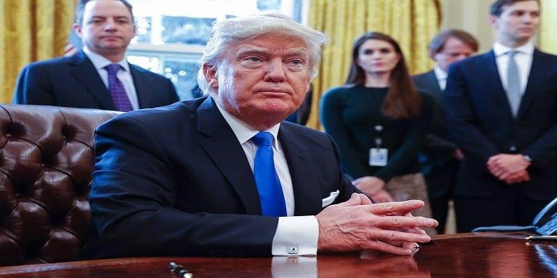 Photo de USA: 100 jours déjà que Donald Trump souffle le chaud et le froid à la Maison Blanche