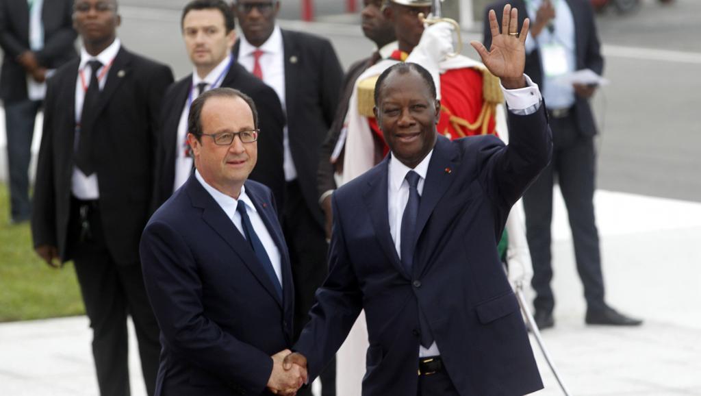 Photo de Alassane Ouattara affirme que le franc CFA se porte bien