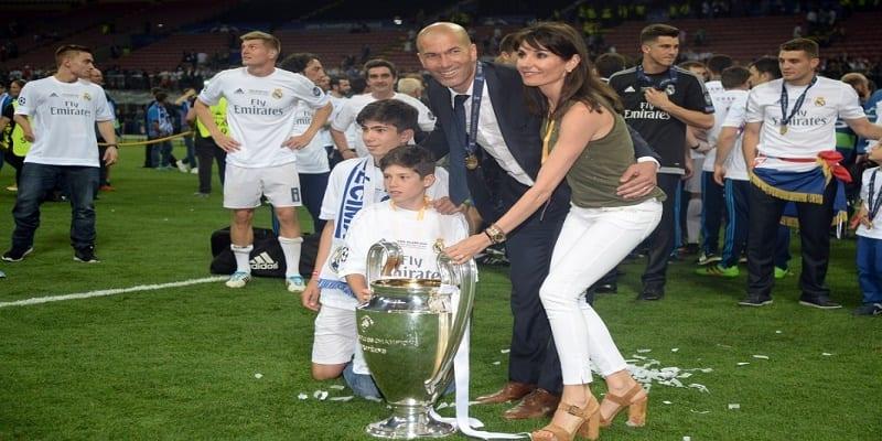 Photo de Real Madrid: belle performance d'Elyaz Zidane face au Barça…Vidéo