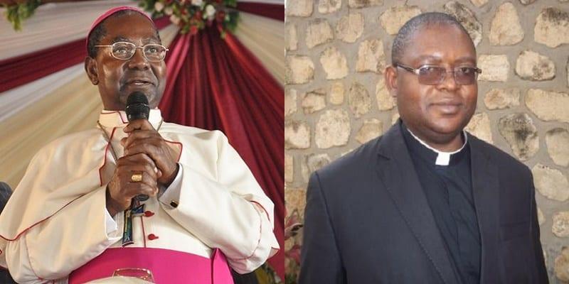 Photo de Cameroun Anglophone: trois évêques de l'Eglise Catholique trainés devant le tribunal à Bamenda…Explications
