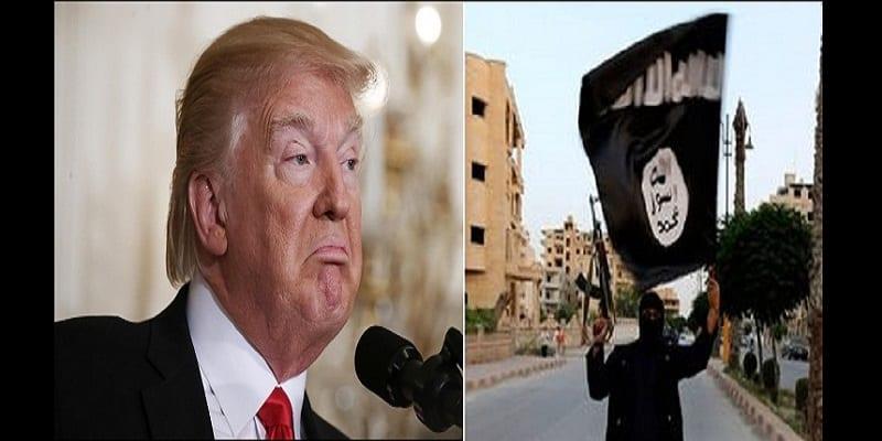 """Photo de """"Les Etats-Unis sont dirigés par un idiot"""", selon le groupe Daesh"""