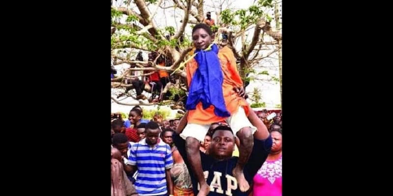 Photo de Ghana: une étrange 'créature' qui se transforme en humain et en animal capturé par un paysan (PHOTOS)