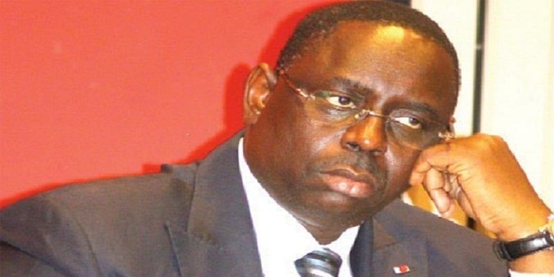 Photo de Sénégal: 4 personnes mises aux arrêts pour outrage au président Macky Sall