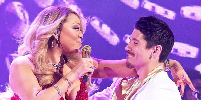 Photo de Maria Carey de nouveau célibataire, elle rompt avec son danseur…La raison!