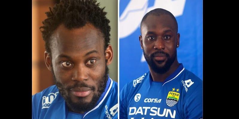 Photo de Football: Michael Essien et Carlton Cole interdits de jouer en Indonésie. Explication