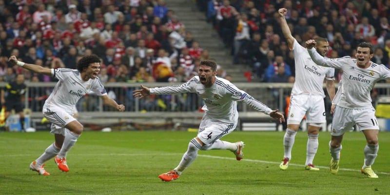 Photo de Match retour Ligue des Champions : le Real privé de Bale, Pepe et Varane. Voici la raison !