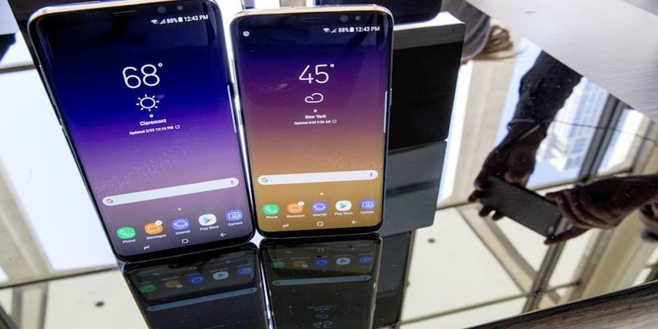 Photo de Technologie: Découvrez le Galaxy S8 – Vidéo