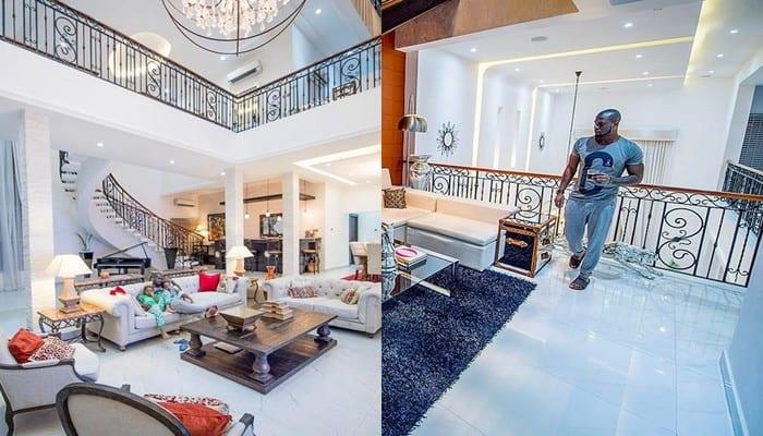 Photo de Découvrez la luxueuse villa du groupe P-Square à Lagos (Photos)