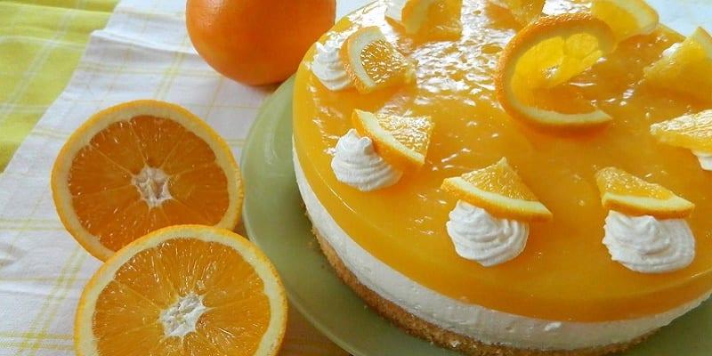Photo de Ce gâteau à l'orange vous fera saliver…Découvrez sa recette!